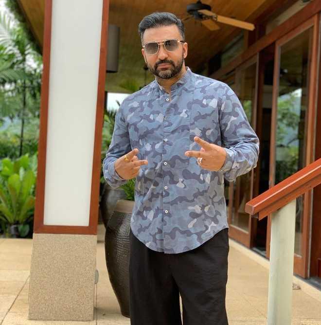 पोर्न फिल्म मामला : व्यवसायी राज कुंद्रा को 23 जुलाई तक पुलिस रिमांड पर भेजा