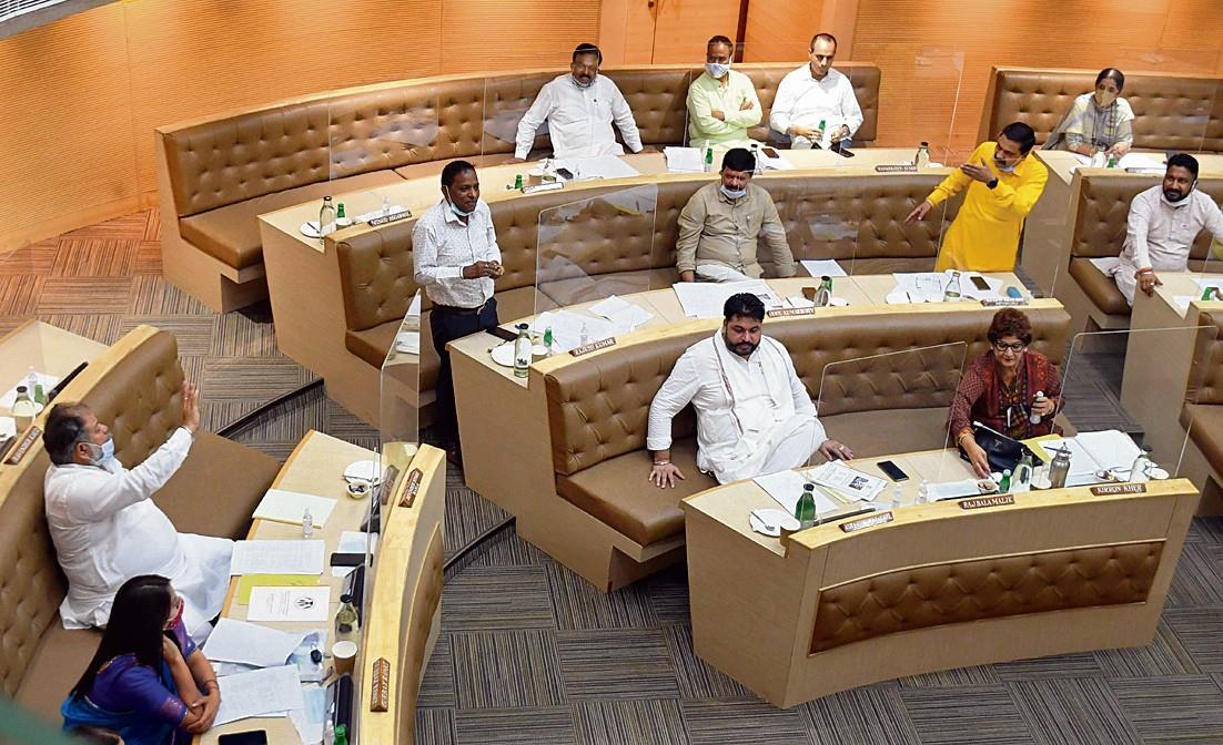 चंडीगढ़ निगम बनाएगा पहला बैंक्वेट हाॅल