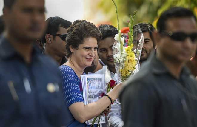 योगी पर प्रियंका गांधी ने साधा निशाना, कहा-याद रखें कि जनता भी एक दिन 'प्रॉपर्टी' जब्त कर सकती है!