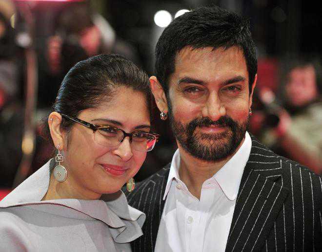 अभिनेता आमिर खान और किरण राव लेंगे तलाक, कहा- 15 साल का सफर रहा शानदार