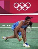 टोक्यो ओलंपिक : चियुंग को सीधे गेम में हराकर सिंधू प्री क्वार्टर फाइनल में, प्रणीत बाहर