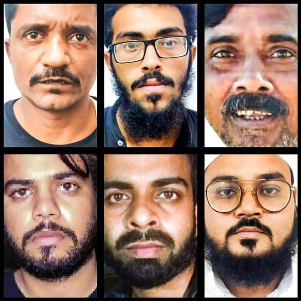 दिल्ली पुलिस के स्पेशल सेल ने 6 संदिग्ध आतंकी धर दबोचे, 2 ने पाकिस्तान में ली ट्रेनिंग!