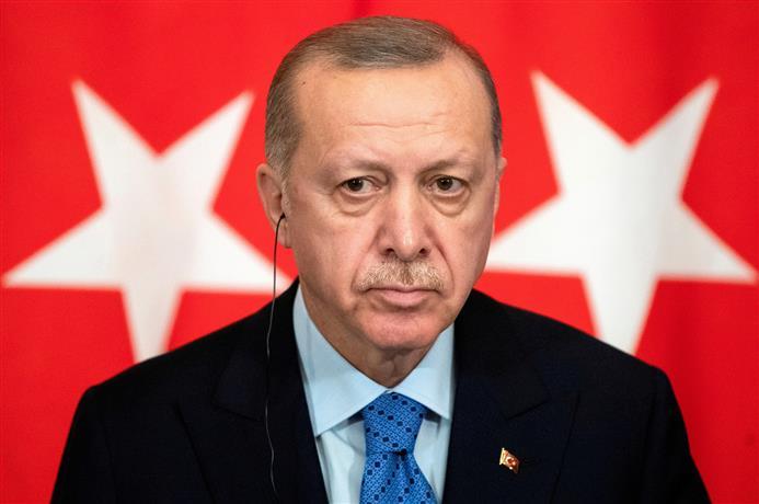 संयुक्त राष्ट्र में तुर्की के राष्ट्रपति एर्दोआन ने फिर किया कश्मीर का जिक्र