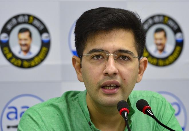 आप का सीएम उम्मीदवार होगा पंजाब का गौरव : राघव चड्ढा