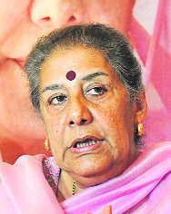 मैंने पंजाब की मुख्यमंत्री बनने से किया इनकार, किसी सिख को संभालनी चाहिए यह जिम्मेदारी : अंबिका सोनी